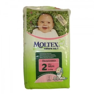 COUCHES MINI 3-6 KG Moltex