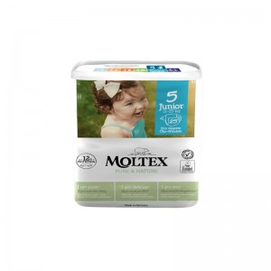 COUCHES JUNIOR 11-25 KG Moltex