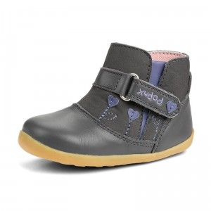 CHAUSSURE SWEET HEART BOOT CHARCOAL Bobux