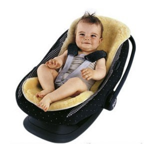 PEAU D'AGNEAU BUGGY MEDICAL 80x35 CM Kaiser