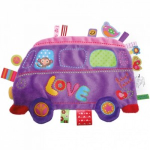 DOUDOU HOLIDAY LOVE BUS Label Label
