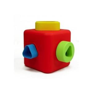 CUBE A TRIER ET A EMPILER Bioserie toys