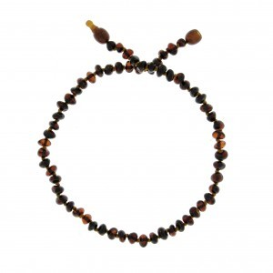 COLLIER D'AMBRE CHERRY Baltic way