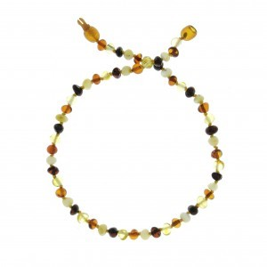 COLLIER D'AMBRE MIX Baltic way