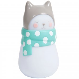 VEILLEUSE CHAT LES PETITS DODOS Moulin roty