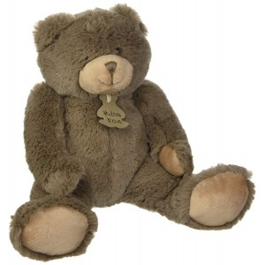 PELUCHE CALIN OURS TAUPE 35CM Histoire d'ours