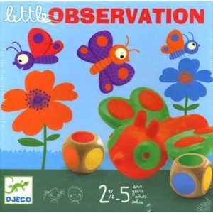 JEU LITTLE OBSERVATION Djeco