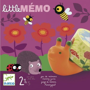 JEU LITTLE MEMO Djeco