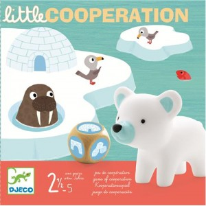JEU LITTLE COOPERATION Djeco