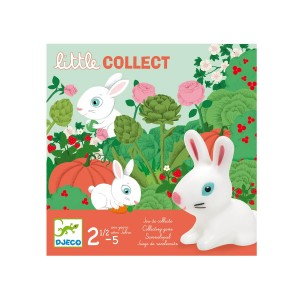 JEU LITTLE COLLECT Djeco
