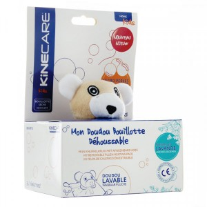BOUILLOTTE SECHE DOUDOU NOUNOURS Kinecare by Visiomed