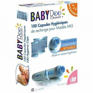 CAPSULES JETABLES BABYDOO Visiomed