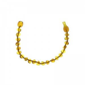 BRACELET D'AMBRE CITRUS Baltic way