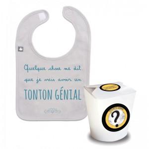 POCHETTE SURPRISE TONTON Bb and co