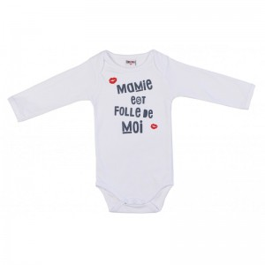 BODY ML MAMIE BLANC Bb and co