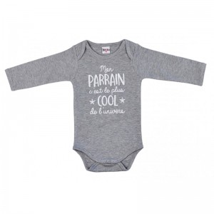 BODYML PARRAIN GRIS Bb and co