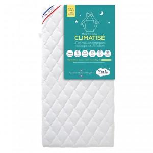 MATELAS CLIMATISE 60x120 CM P'tit lit