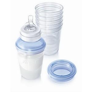 Système de conservation lait maternel via